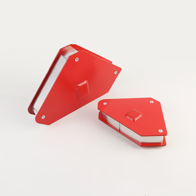 Triangle High grade Welding Magnet with Switch