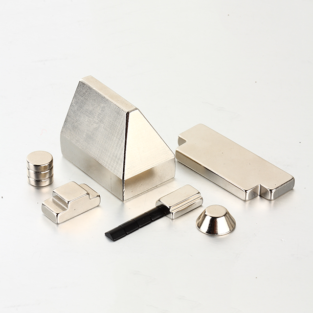N52 Customized Shape Neodymium Magnet