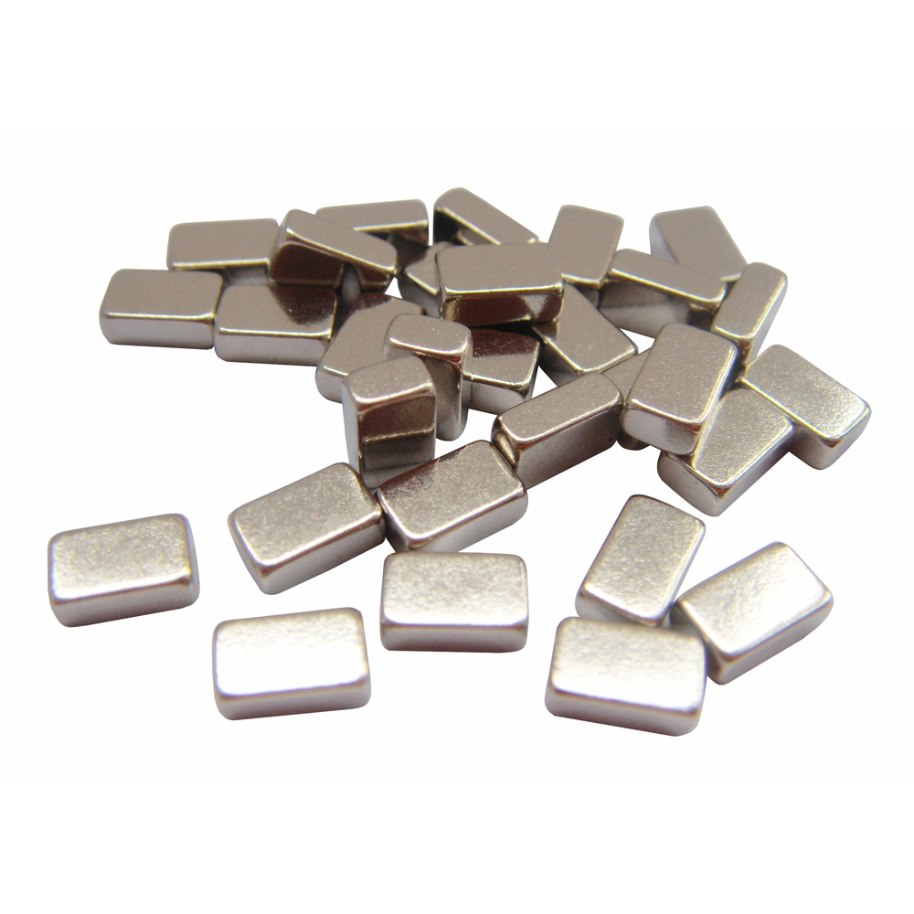 Ni Coating neodymium Block Magnet