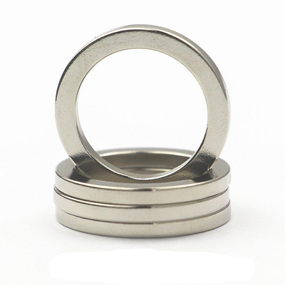 Multi Pole Magnetized Ring Magnet