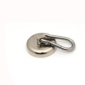 In stock Carabiner-rotation neodymium hook magnet