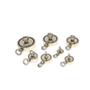 New set Two flanks Neodymium fishing magnet with SS hook