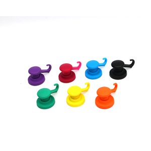 Super strong whiteboard round memo magnets Hook
