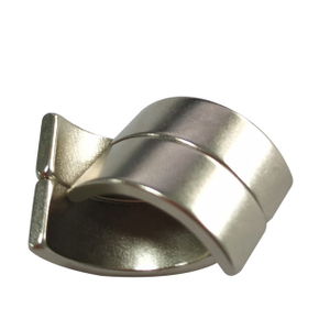 High Performance Arc Magnet